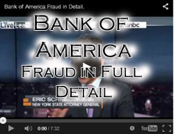 BofA Fraud