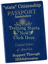 Passport Training